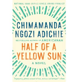 Anchor Half of a Yellow Sun - Chimamanda Ngozi Adichie