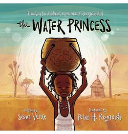 G. P. Putnam's Sons Books For Young Readers The Water Princess - Susan Verde & Peter H. Reynolds
