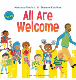 Knopf Books For Young Readers All Are Welcome - Alexandra Penfold, Suzanne Kaufmann