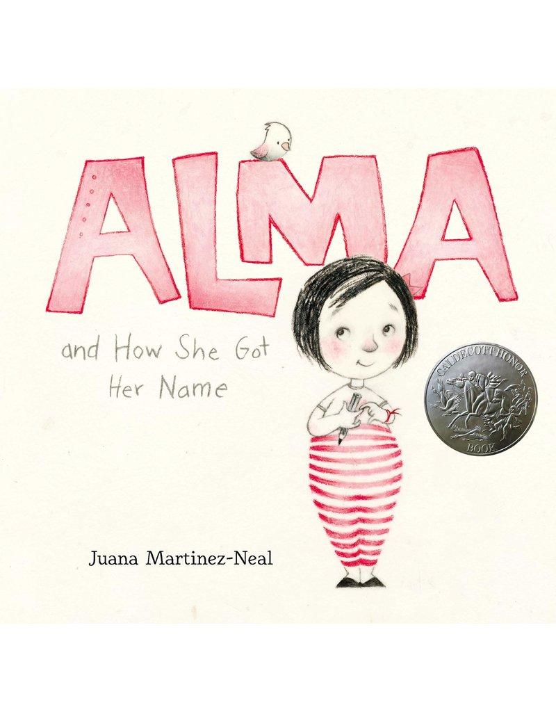 Candlewick Alma and How She Got Her Name - Juana Martinez-Neal