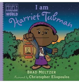 Dial Books I Am Harriet Tubman - Brad Meltzer, Christopher Eliopoulos
