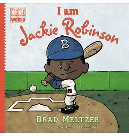 Dial Books I Am Jackie Robinson - Brad Meltzer, Christopher Eliopoulos
