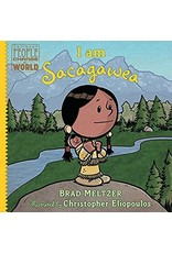 Dial Books I Am Sacagawea - Brad Meltzer, Christopher Eliopoulos