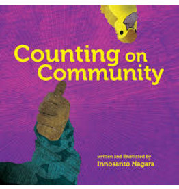 Triangle Square Counting on Community - Innosanto Nagara