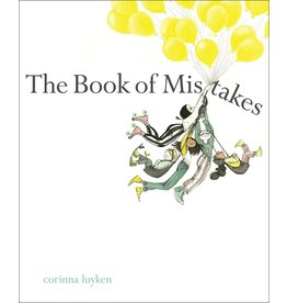 Dial Books The Book of Mistakes - Corinna Luyken