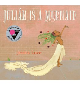 Candlewick Julián is a Mermaid - Jessica Love