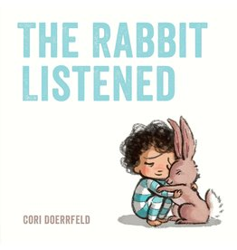Dial Books The Rabbit Listened - Cori Doerrfeld