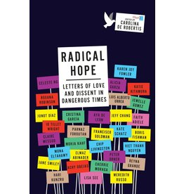 Vintage Radical Hope: Letters of Love and Dissent in Dangerous Times - Carolina de Robertis