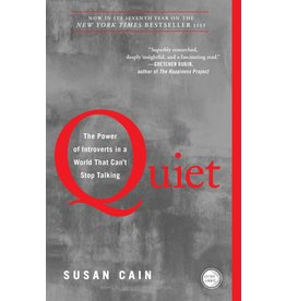 Broadway Books Quiet: The Power of Introverts in a World That Can't Stop Talking - Susan Cain