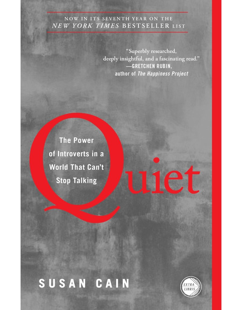 Broadway Books Quiet: The Power of Introvers in a World That Can't Stop Talking