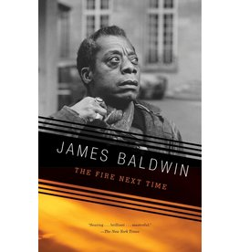 Vintage The Fire Next Time - James Baldwin