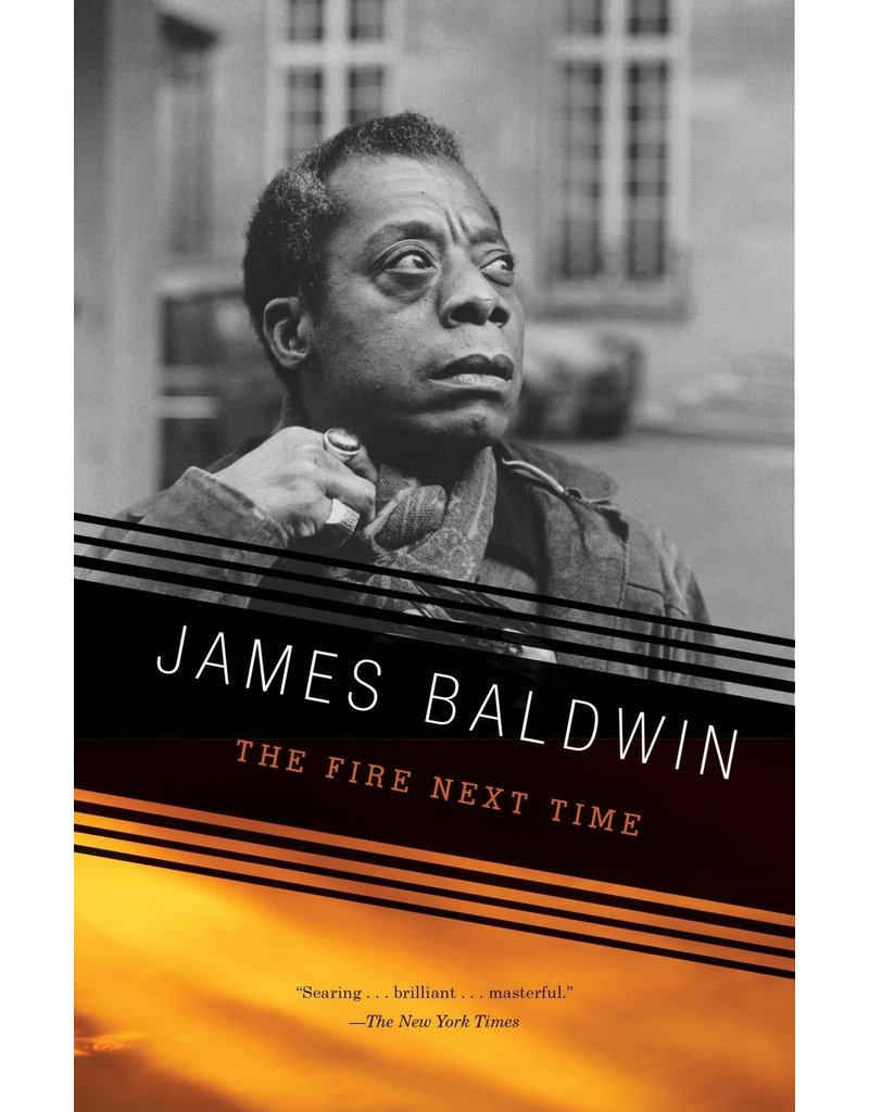 Vintage The Fire Next Time - James Baldwin