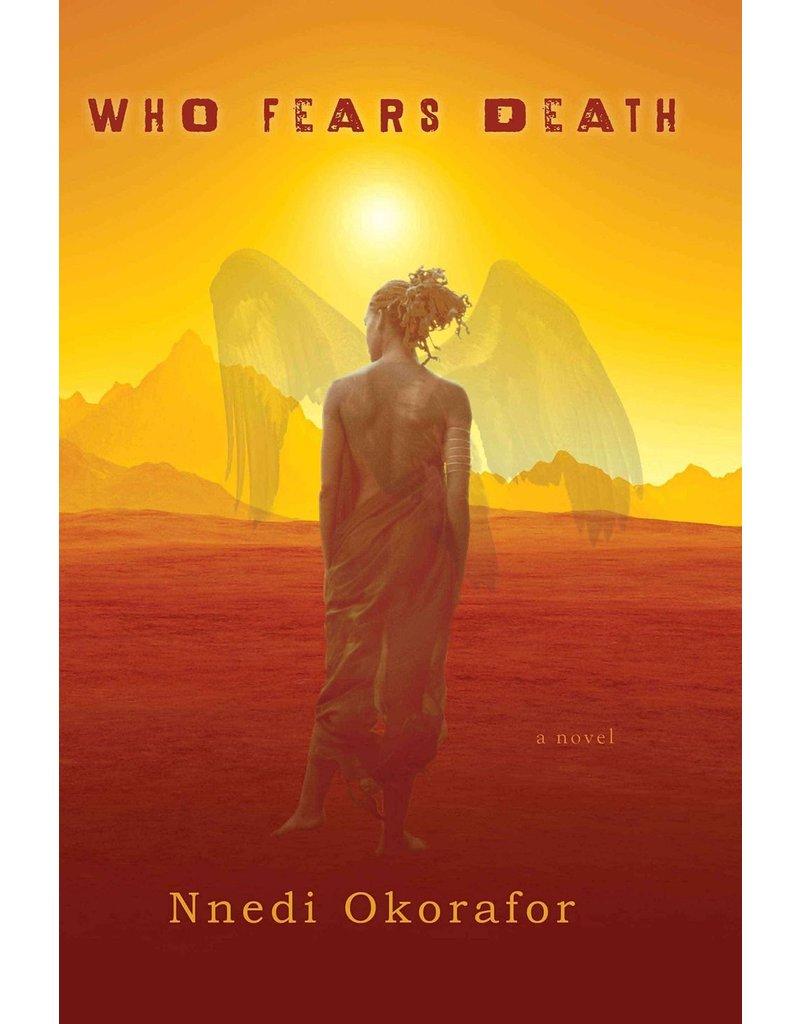 DAW Who Fears Death - Nnedi Okorafor