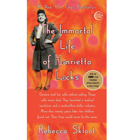 Broadway Books The Immortal Life of Henrietta Lacks - Rebecca Skloot
