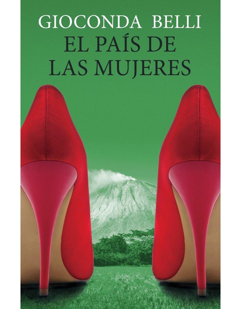 Vintage Español El país de las mujeres - Gioconda Belli