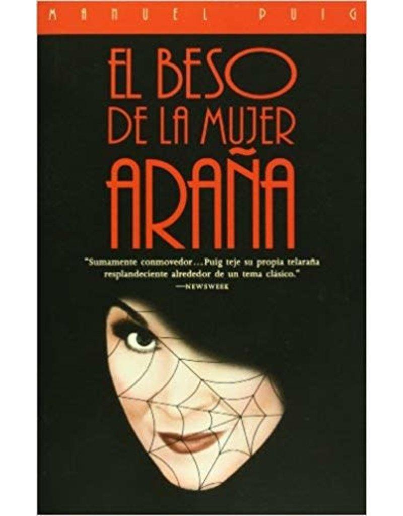 Vintage Español El Beso de la Mujer Araña - Manuel Puig