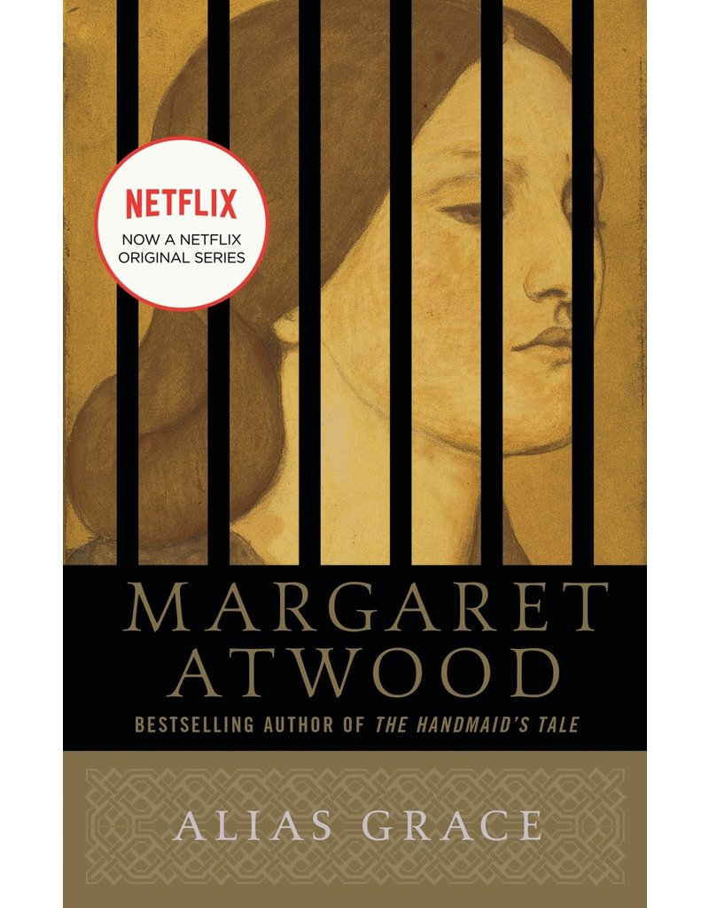 Anchor Alias Grace: A Novel - Margaret Atwood