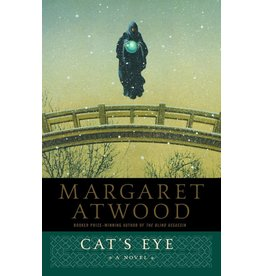 Anchor Cat's Eye - Margaret Atwood