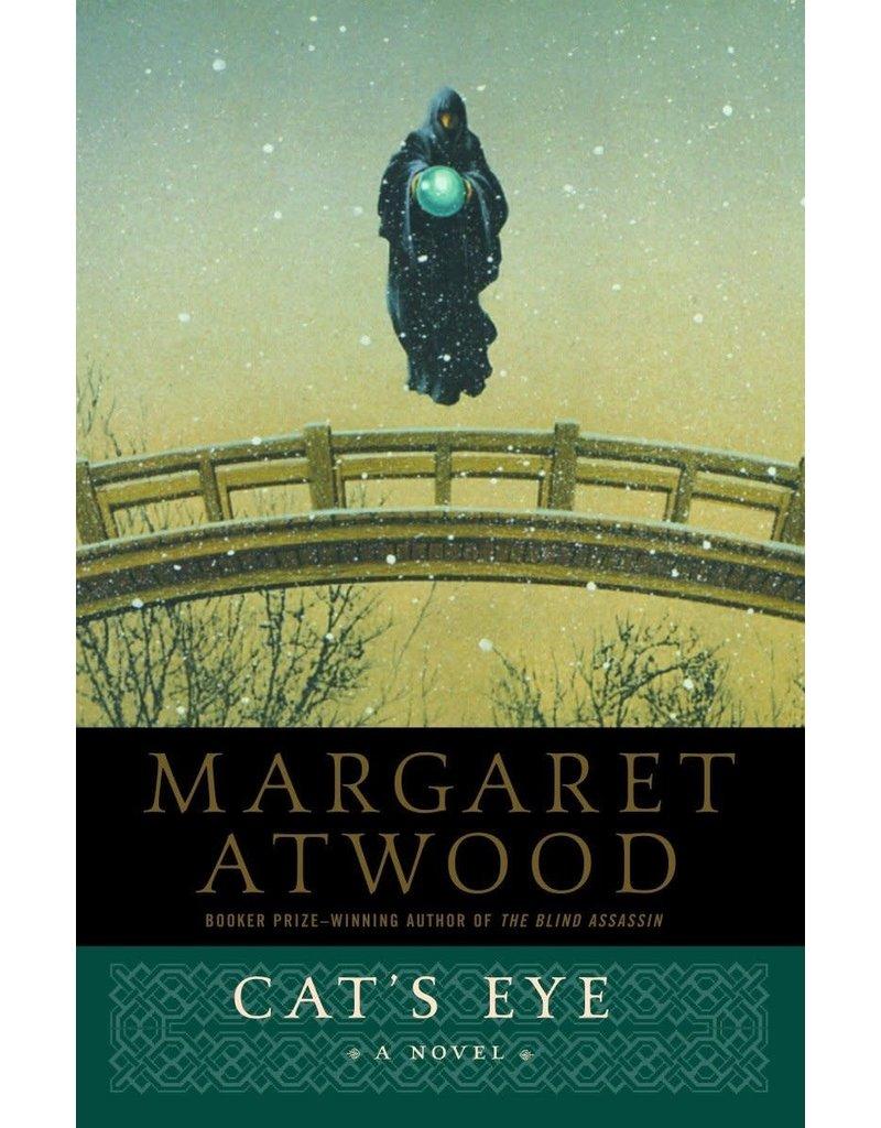 Anchor Cat's Eye - Margaret Atwood
