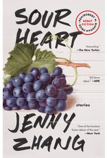 Lenny Sour Heart: Jenny Zhang