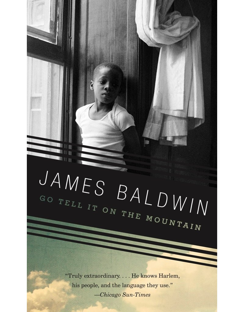 Vintage Go Tell It On The Mountain - James Baldwin