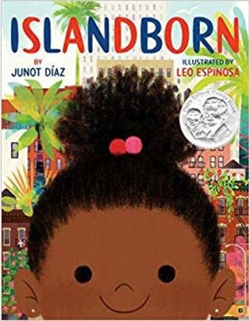 Dial Books Islandborn - Junot Díaz, Leo Espinoza