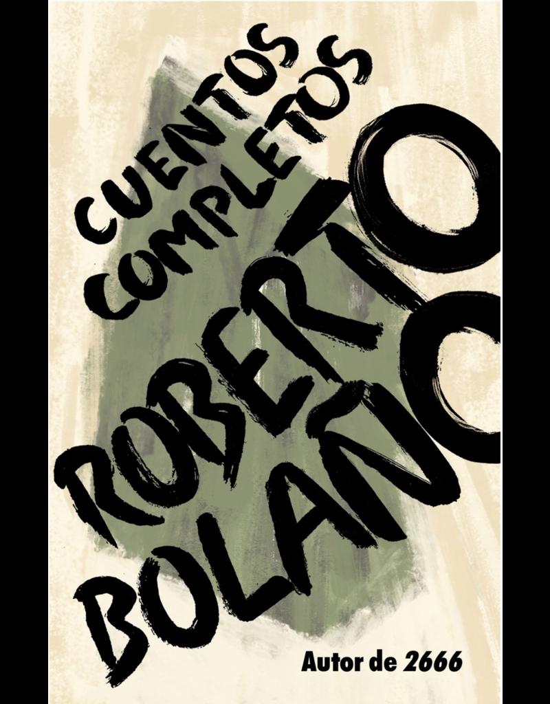 Vintage Español Cuentos Completos - Roberto Bolaño