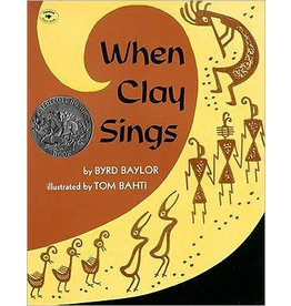 Aladdin When Clay Sings - Byrd Baylor, Tom Bahti