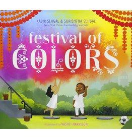 Beach Lane Books Festival of Colors - Surishtha Sehgal, Kabir Sehgal, Vashti Harrison