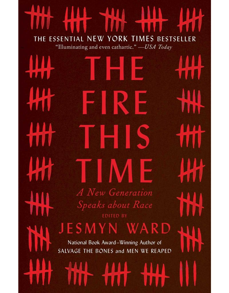Scribner The Fire This Time: A New Generation Speaks about Race - Jesmyn Ward