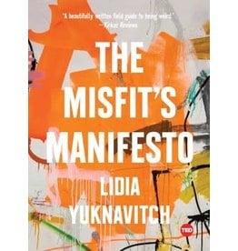 Simon & Schuster The Misfit's Manifesto - Lidia Yuknavitch