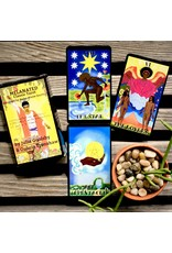 Oubria, Oubria Melanated Classic Tarot Deck - Oubria Tronshaw