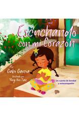 Skinned Knee Publishing Escuchando con mi Corazón - Gabi Garcia, Ying Hui Tan