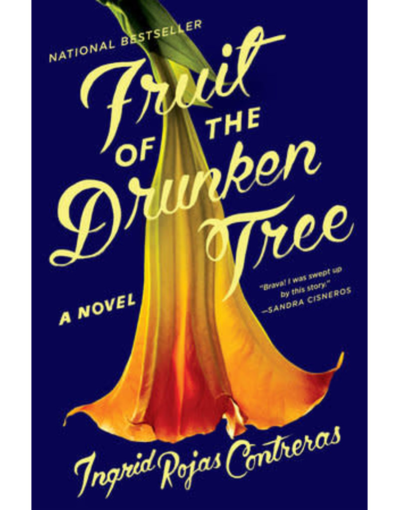 Anchor Fruit of the Drunken Tree - Ingrid Rojas Contreras