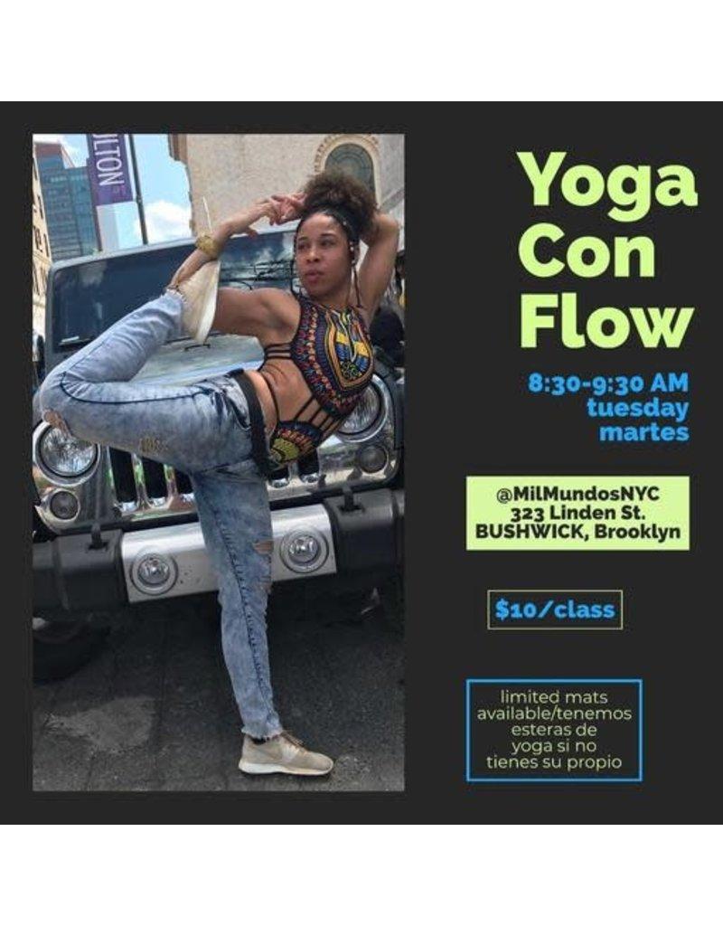 Yoga con Flow