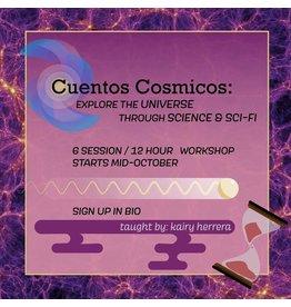Cuentos Cósmicos Workshop