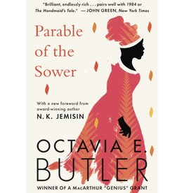 Grand Central Publishing Parable of the Sower - Octavia Butler