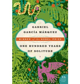Harper Perrenial Modern Classics One Hundred Years of Solitude - Gabriel Garcia Marquez