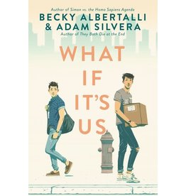 HarperTeen What if it's Us? - Becky Albertalli, Adam Silvera