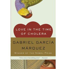 Vintage Love in the Time of Cholera - Gabriel Garcia Marquez