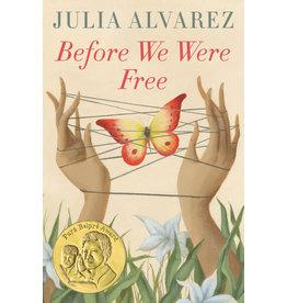 Ember Before We Were Free - Julia Alvarez