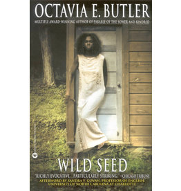Grand Central Publishing Wild Seed - Octavia E. Butler