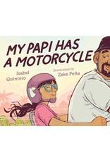 Kokila My Papi Has a Motorcycle - Isabel Quintero