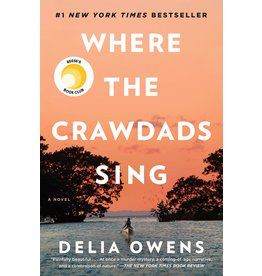 G. P. Putnam's Sons Where the Crawdad Sings - Delia Owens