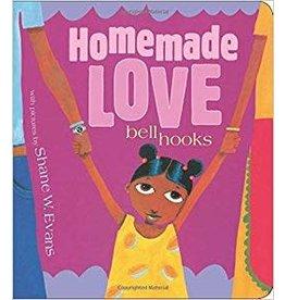 Jump At The Sun Homemade Love - bell hooks, Shane W. Evans