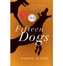 Coach House Books Fifteen Dogs - Andre Alexis
