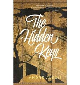 Coach House Books The Hidden Keys - Andre Alexis