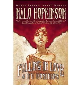 Tachyon Publications Falling In Love With Hominids - Nalo Hopkinson
