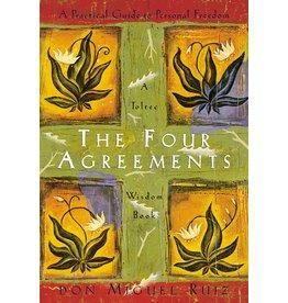 Amber-Allen Publishing The Four Agreements: A Toltec Wisdom Book - Don Miguel Ruiz