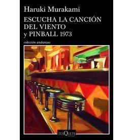 Planeta Publishing Escucha La Cancian del Viento Y Pinball 1973 - Haruki Murakami